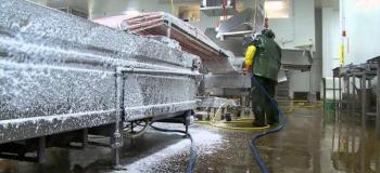 Desinfetante para industria alimenticia