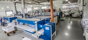 Produtos para lavanderias industriais