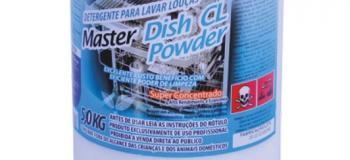 Produtos para maquina de lavar louça